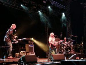 Tommy und Band